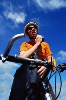 户外自行车
