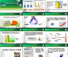 非常实用的幻灯片素材(国家电网公司ppt模板共有29张)图片
