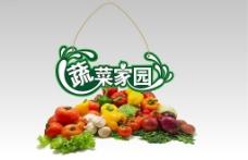 策划蔬菜区吊牌图片