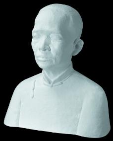 石膏像0081