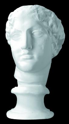 石膏像0031