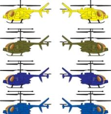 休斯直升机图片