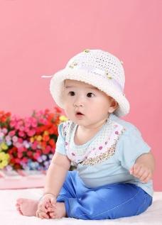 婴儿清晰大图图片