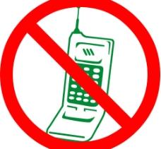 禁止手机图片