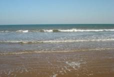 青岛金沙滩图片