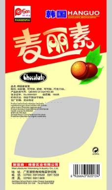 韩国麦丽素图片