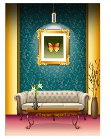 漂亮的客厅图片