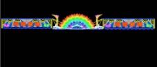 霓虹灯素材图片