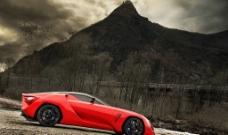 超級跑車圖片
