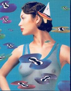 时尚广告设计0007