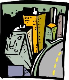 城市风景0035