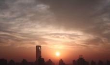 上海的清晨图片