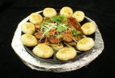 炝锅红烧肉图片