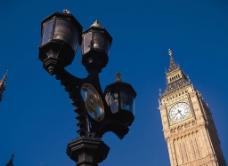 英国大笨钟图片