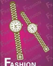 时尚手表图片