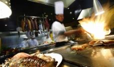 高级厨师图片