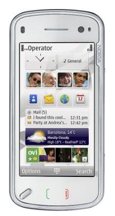 诺基亚 N97图片