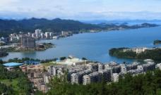千島湖 江濱風光圖片