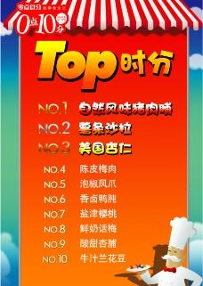 TOP排行榜图片