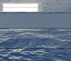 海洋海浪笔刷组