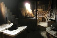 徽州老式厨房图片