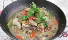 干锅小排图片