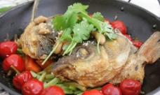 干锅鱼头图片