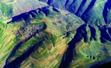 西宁山脉图片