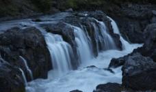 瀑布 全幅高清数码图图片