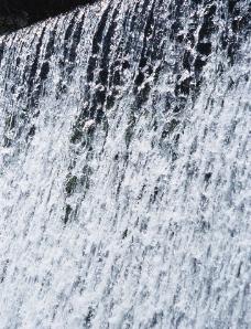 溪水 瀑布 涌泉 流水 山泉图片
