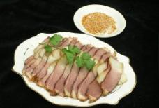 水煮腊肉图片