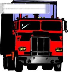 运输工具—大型货车88