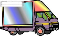 运输工具—大型货车