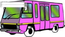 交通工具——公共巴士10