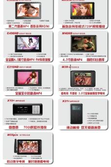 台电科技9个主流数码产品图片