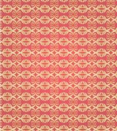 一款经典欧式底纹花纹图片