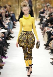巴黎时装内衣秀图片