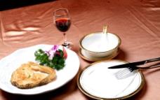 香辣银鳕鱼图片