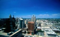 城市全貌图片