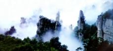 烟雾缭绕图片
