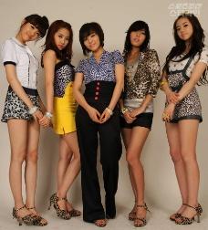 Wonder Girls组合图片