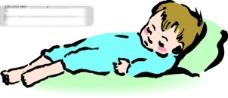 婴儿宝宝矢量图40