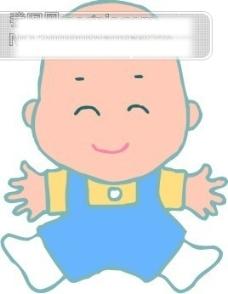 婴儿宝宝矢量图7