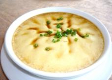 湘菜系列 蒸水蛋图片