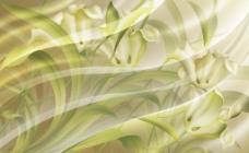 花卉绘画背景素材图片