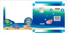 海洋食品包裝圖片