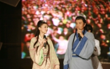 黄圣依 杨子图片