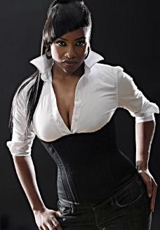 黑女人图片