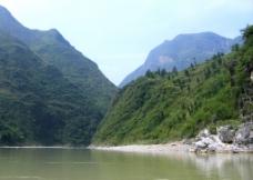 美丽的大宁河图片
