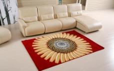 沙发 地毯图片